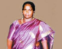 கிருஷ்ணவேணி (2008-ல் எடுத்தபடம்)