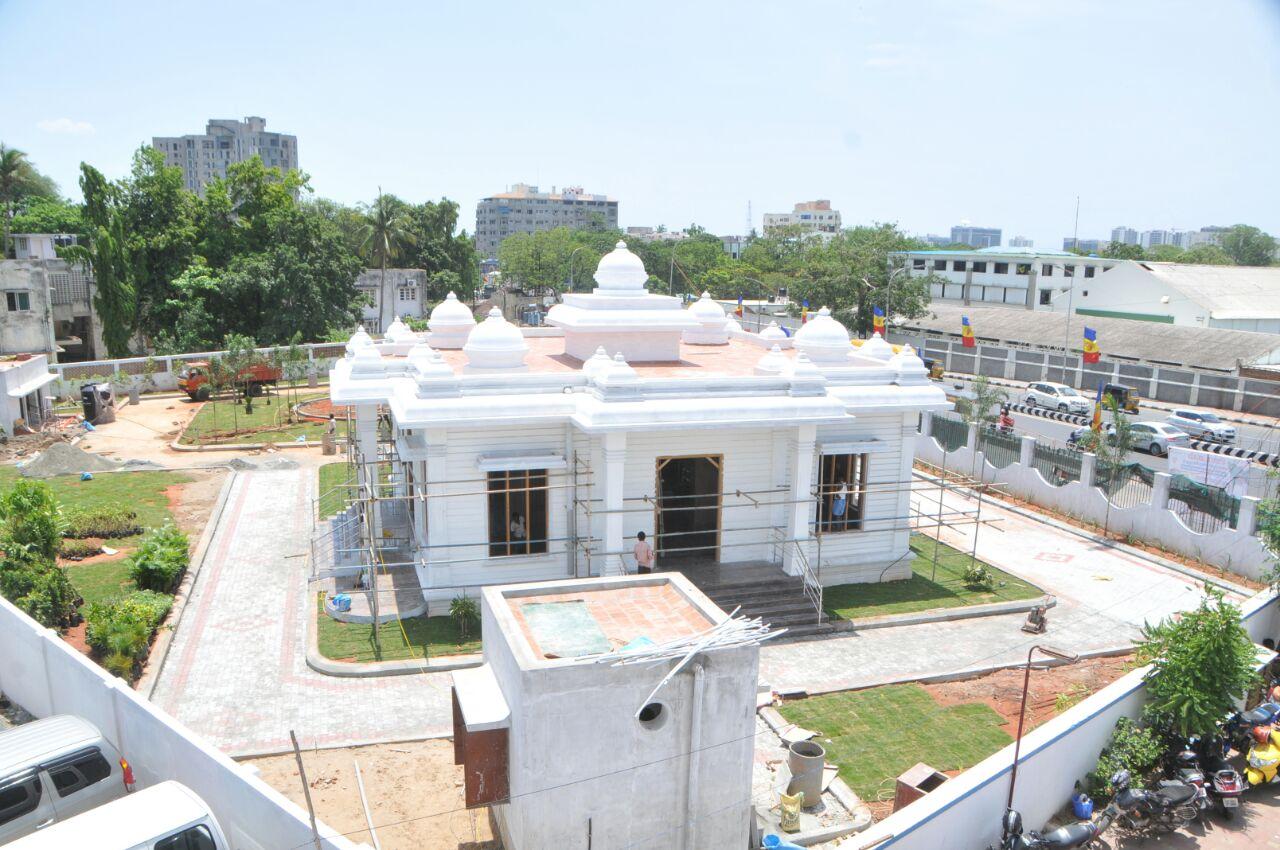 சிவாஜி கணேசன் மணிமண்டபம்