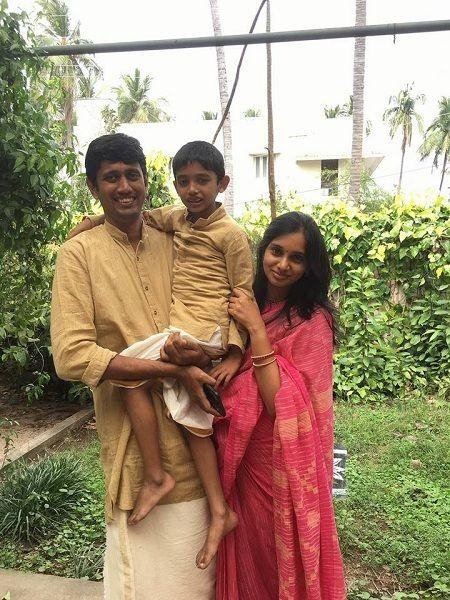 ரேகா பார்த்தசாரதி