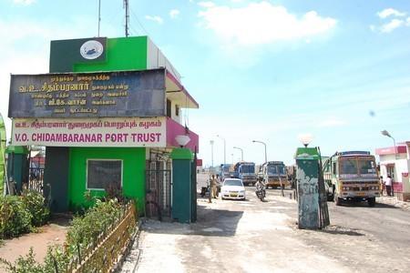 thoothukudi port