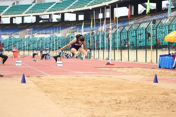 National open athletics
