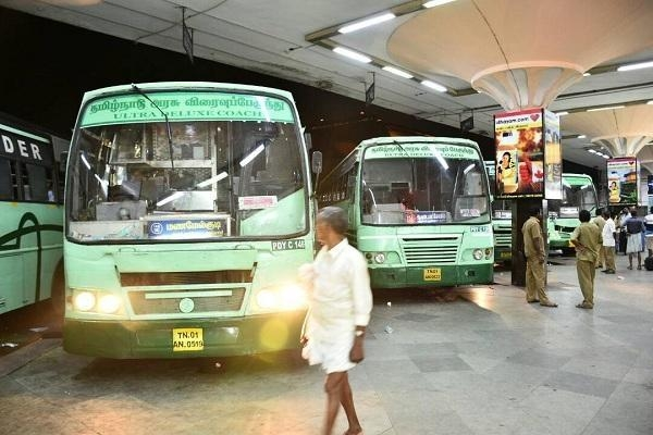 கோயம்பேடு பேருந்து நிலையம்