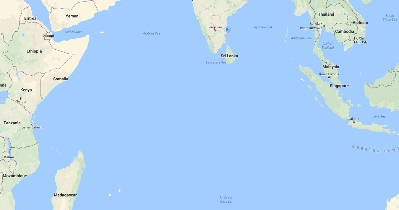இந்தியப் பெருங்கடல்