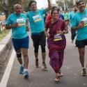 """""""சேலை கட்டிக்கொண்டு 100 கி.மீ பயிற்சி செய்தேன்!"""" - மாரத்தானில் சாதித்த ஜெயந்தி சம்பத்குமார்"""