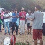 அனிதாவின் மரணத்துக்கு நீதி கேட்டு டெல்லியிலும் போராட்டம்! #RIPAnitha