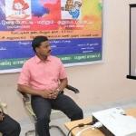 தூய்மை இந்தியா திட்டத்தில் குறும்படங்கள் எடுத்த கிராம மக்கள்