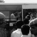 நீட் தேர்வுக்கு எதிராகப் போராடிய திருச்சி சட்டக் கல்லூரி மாணவர்கள் கைது!