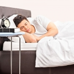 If you an insomniac there is risk of obesity, ulcer and blood pressure