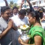 இமானுவேல் சேகரனின் நினைவிடத்தில் டி.டி.வி. தினகரன் அஞ்சலி!
