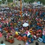 ஜாக்டோ - ஜியோ போராட்டம்! திருப்பூரில் 2,500 அரசு ஊழியர்கள் கைது!