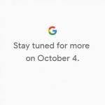 அக்டோபர் 4-ம் தேதி வருகிறது கூகுள் பிக்ஸல் 2 #Pixel2