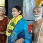 புஷ்கரத் திருவிழாவில் கலந்து கொண்ட துர்கா ஸ்டாலின்!
