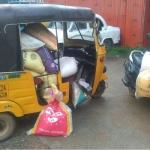 கன்னியாகுமரியிலிருந்து கேரளாவுக்குக் கடத்தல்: 400 கிலோ ரேஷன் அரிசி பறிமுதல்