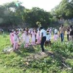 தாமிரபரணி ஆற்றைச் சுத்தப்படுத்தும் பணிகள் தீவிரம்! 7,500 பேர் பங்கேற்பு