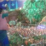மயிலாடுதுறை பள்ளி மாணவர்கள் கொண்டாடிய நவராத்திரி கொலு