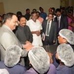 அண்ணா பல்கலையில் ஆளுநர் வித்யாசாகர் ராவ் ஆய்வு!