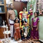 வைணவ சம்பிரதாயத்தில் கொலு வைப்பது எப்படி? விளக்குகிறார்கள் ஆன்மிகப் பெரியவர்கள்! #Navratri