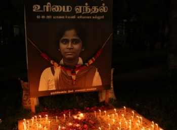 விஷாலின் 'கோபம்', விஜய் சேதுபதியின் 'போராட்டம்'... அனிதாவுக்கு குவிந்த ஆதரவு! #NEET