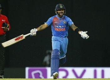 டி-20 போட்டியிலும் இந்தியா வெற்றி... மீண்டும் அசத்திய கோலி!