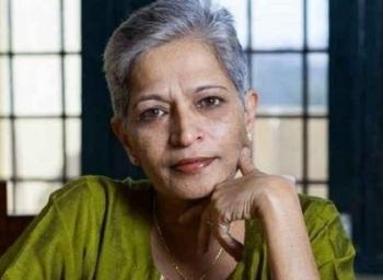 """""""கெளரி லங்கேஷ் ஓர் அற்புதமான மனிதி"""" - நெகிழும் முன்னாள் கணவர்! #GauriLankesh"""