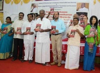 'தேசிய இனங்களை மத்திய அரசு ஒடுக்க நினைக்கிறது' - ஓய்வுபெற்ற நீதிபதி அரிபரந்தாமன்