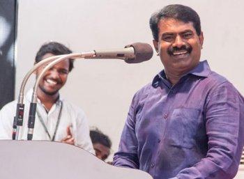 'நான் மதிப்பது விஜயகாந்த் ஒருவரைத்தான்' - சீமான் சொல்லும் காரணம்