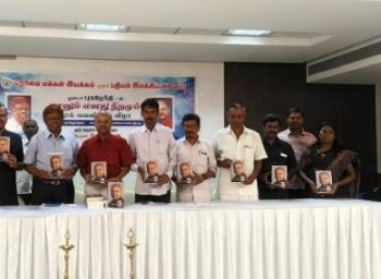 'நிறங்களில் பல அரசியல் உள்ளன'- ஓய்வு பெற்ற நீதிபதி சந்துரு பேச்சு