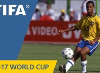 ஒன் அண்ட் ஒன்லி ரொனால்டினோ... U -17 உலகக் கோப்பை சுவாரஸ்யங்கள்! #BackTheBlue #FIFAU17WC