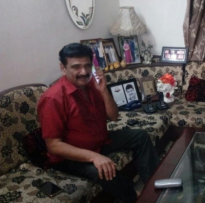 நடிகர் ரமேஷ் கண்ணா