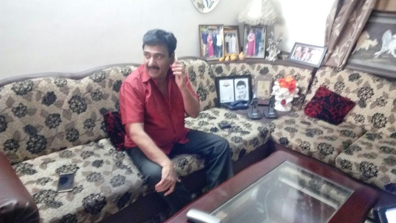 மனஅழுத்தம் குறைப்பது எப்படி என விளக்கும்  நடிகர் ரமேஷ் கண்ணா