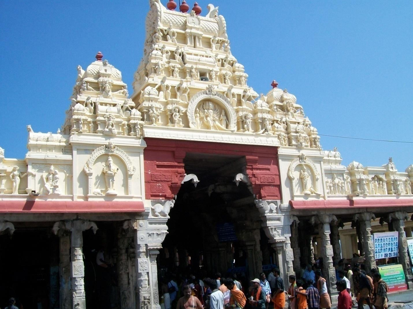 tiruchendur kovil temple