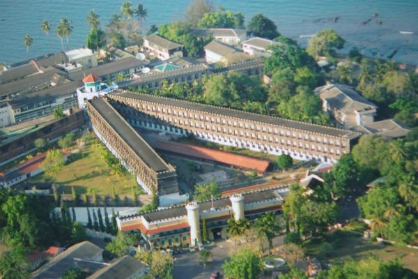 அந்தமான் செல்லுலார் சிறை