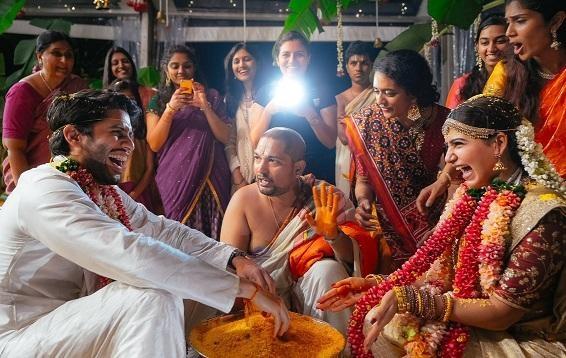 சமந்தா-நாக சைதன்யா