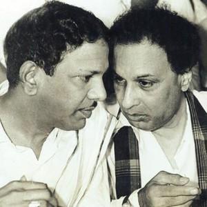 கருணாநிதி - எம். ஜி. ஆர்