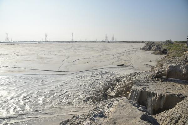 கொசஸ்தலை ஆற்றில் கலக்கவிருக்கும் சாம்பல் கழிவுகள்