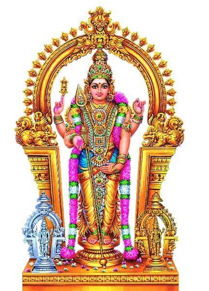 திருசெந்தூர் முருகன்