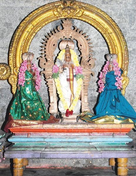 கந்த சஷ்டி - உற்சவர் முருகன்