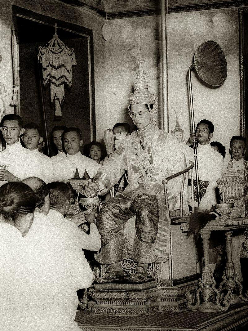 தாய்லாந்து மன்னர்