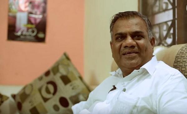 விஜய் மக்கள் இயக்கம் அகில இந்திய தலைவர் புஸ்ஸி ஆனந்த்