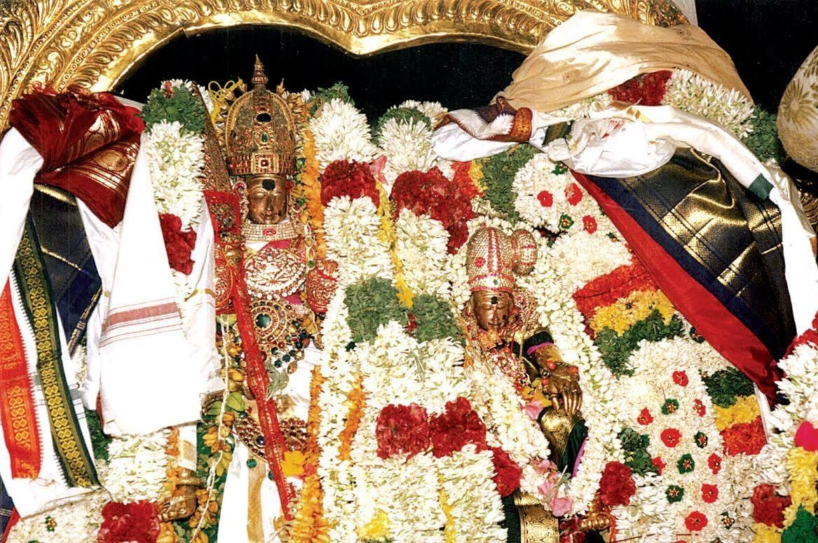முருகன் தெய்வானைத் திருமணம்