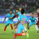 டெல்லி ரசிகர்கள் மூலம் சர்வதேச கால்பந்து உலகுக்கு இந்தியாவின் செய்தி! #BackTheBlue #FIFAU17WC