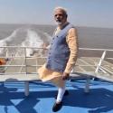 'இந்தியாவுக்குக் கிடைத்த விலைமதிப்பில்லா பரிசு!' - மோடியை குஷியாக்கிய 'ரோ ரோ' படகுகள்