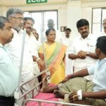 எந்தக் காய்ச்சலாக இருந்தாலும் அரசு மருத்துவமனைகளை அணுக வேண்டும்: அமைச்சர் விஜயபாஸ்கர்