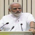 'ஆயிரம் மகாத்மா காந்தி, மோடி வந்தாலும் தூய்மையான இந்தியா சாத்தியம் ஆகாது' - மோடி பேச்சு