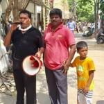 பொதுமக்களுக்கு நிலவேம்புக் கஷாயம் தயாரித்து வழங்கிய நடிகர் மயில்சாமி!