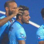ஆசியக் கோப்பை ஹாக்கி: பாகிஸ்தானை வீழ்த்தி ஹாட்ரிக் வெற்றிபெற்ற இந்திய அணி #INDvPAK