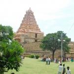 அன்னாபிஷேகத்துக்குத் தயாராகும் கங்கைகொண்ட சோழபுரம்
