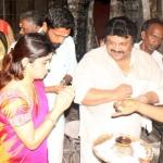 'ரஜினி-கமல் அரசியலுக்கு வந்தால் வரவேற்பேன்' - ராமேஸ்வரத்தில் பிரபு பேட்டி