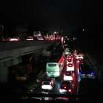 சென்னையில் தொடர் மழை: முக்கிய சாலைகளில் போக்குவரத்து நெரிசல்!