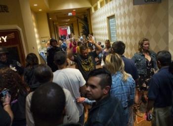 நியூ ஜெர்ஸி முதல் லாஸ் வேகாஸ் வரை... 68 வருடத்தில் அமெரிக்காவை உலுக்கிய 32 துப்பாக்கிச் சூடுகள் #USDeadliestGunShoots